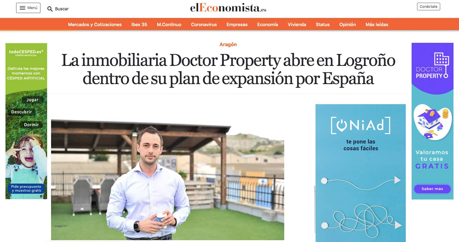 doctor property expansion nacional