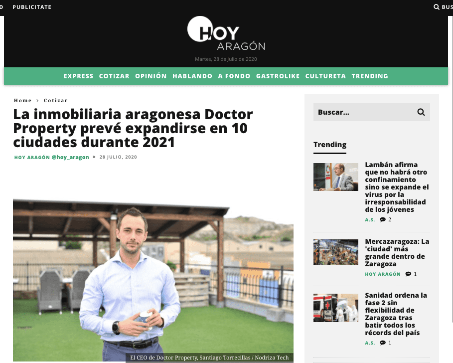 expansion nacional doctor property