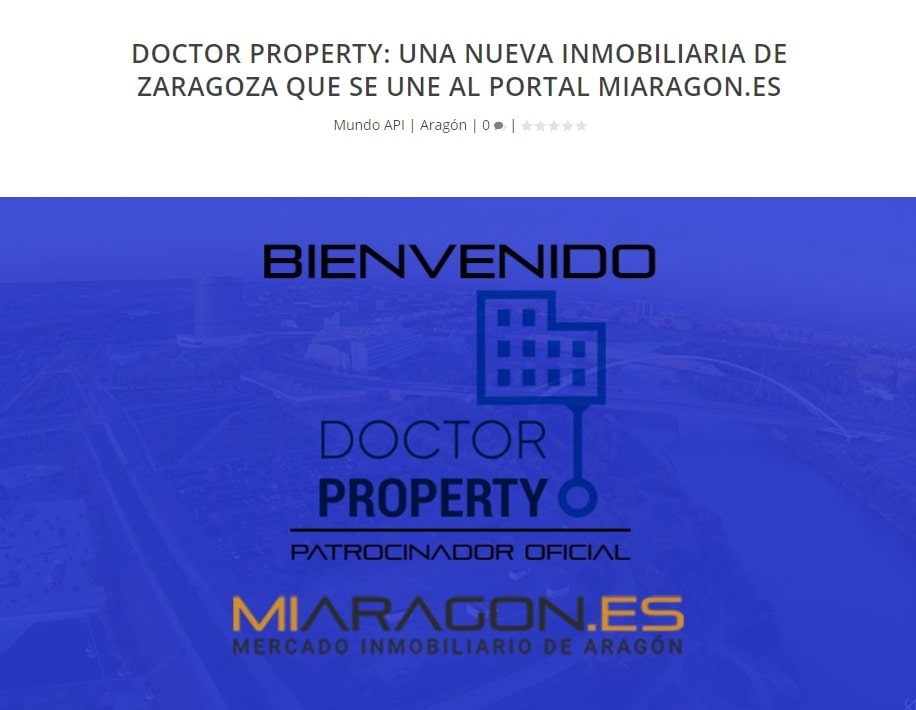 Doctor Property Miaragon.es